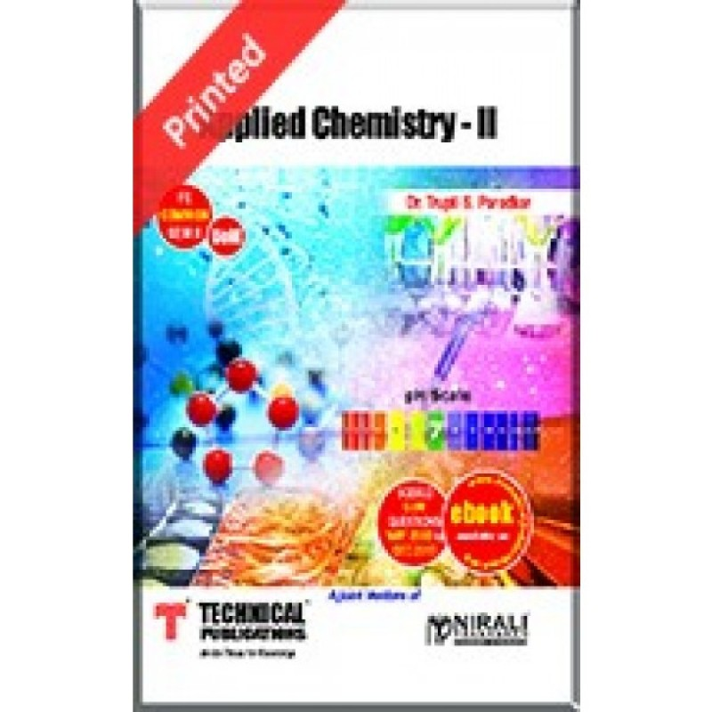 Applied Chemistry II  by Techmax
