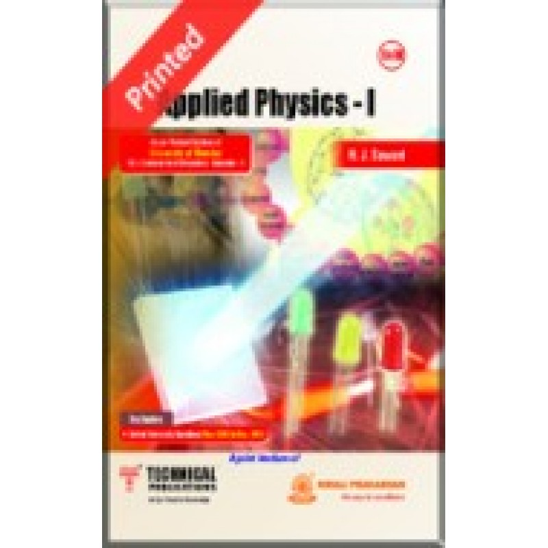 Applied Physics - I by Technical Publication