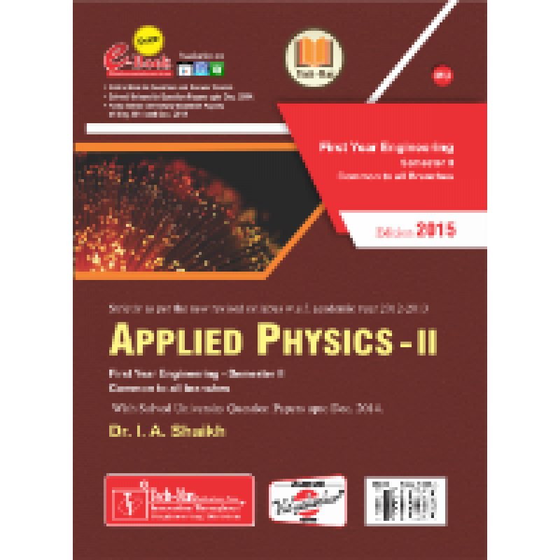 Applied Physics II by Techmax