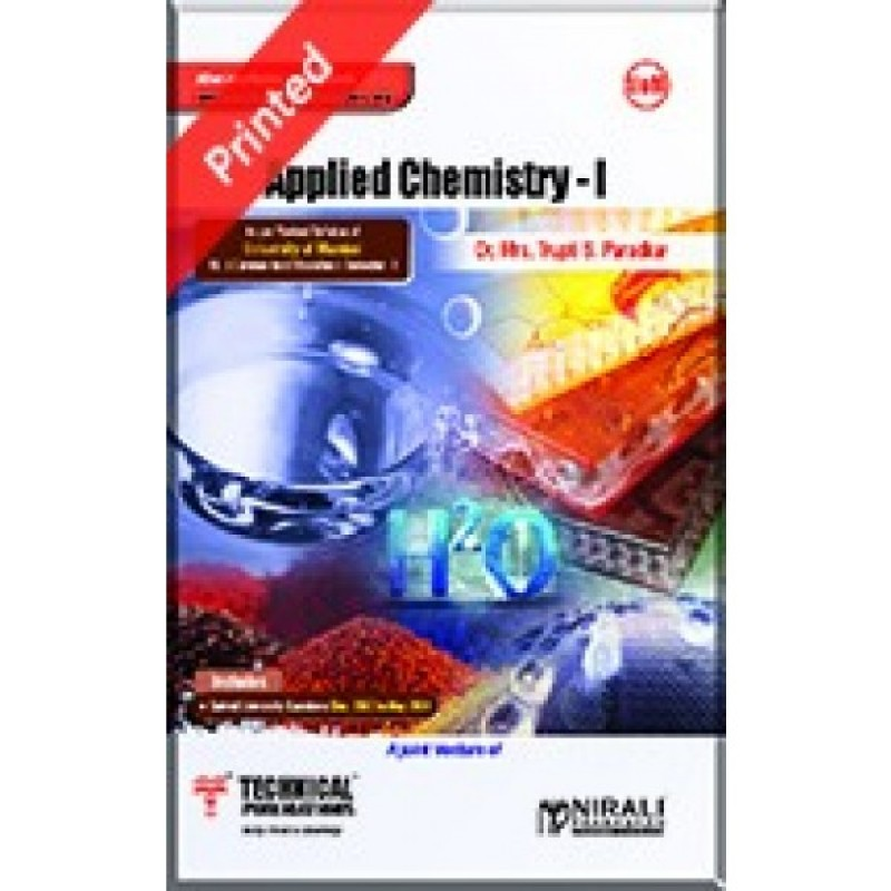 Applied chemistry I by techmax