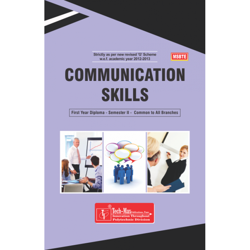Communication Skills by techmax