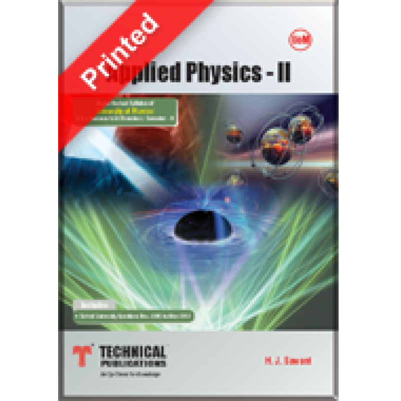 Applied Physics II by Technical