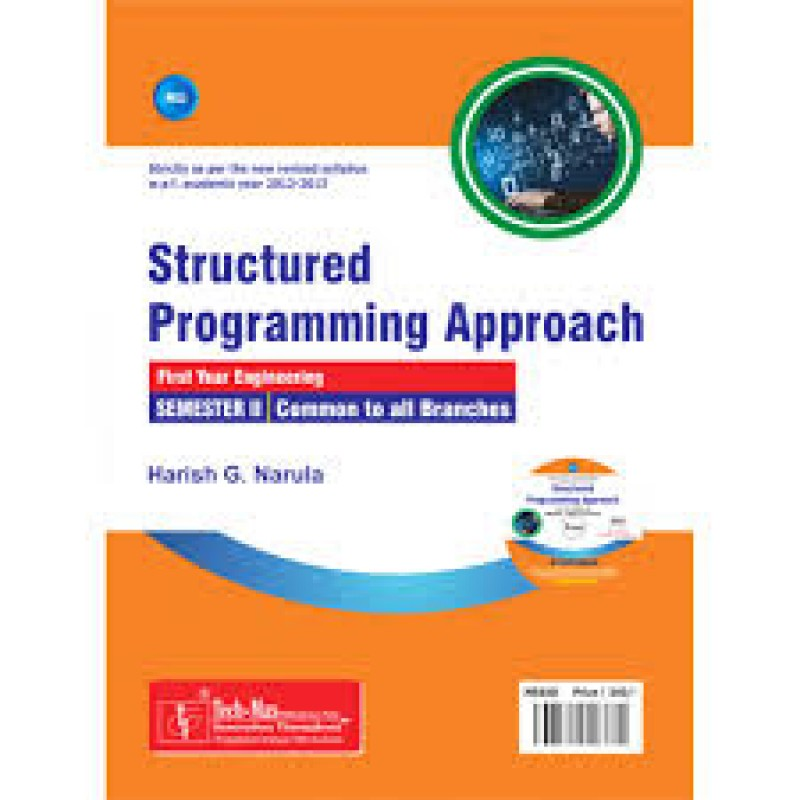 Structured Programming Approach by Techmax