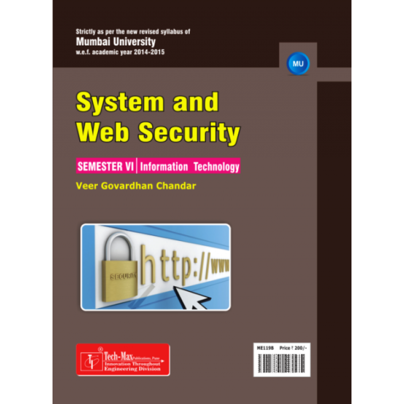 System and Web Security