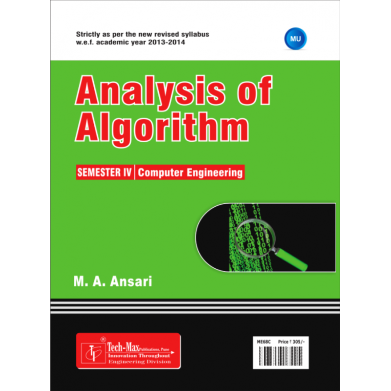 Analysis of Algorithm