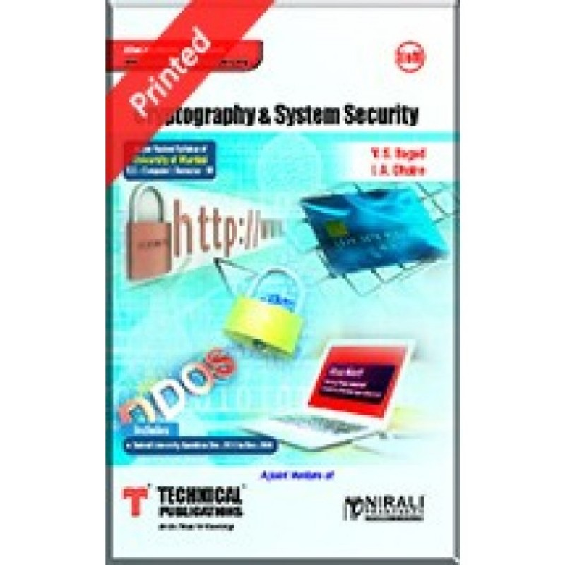 Cryptography & Systems Security - Technical Publications