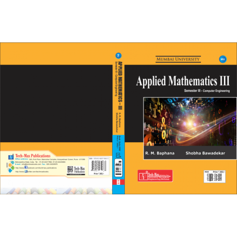Applied Mathematics III