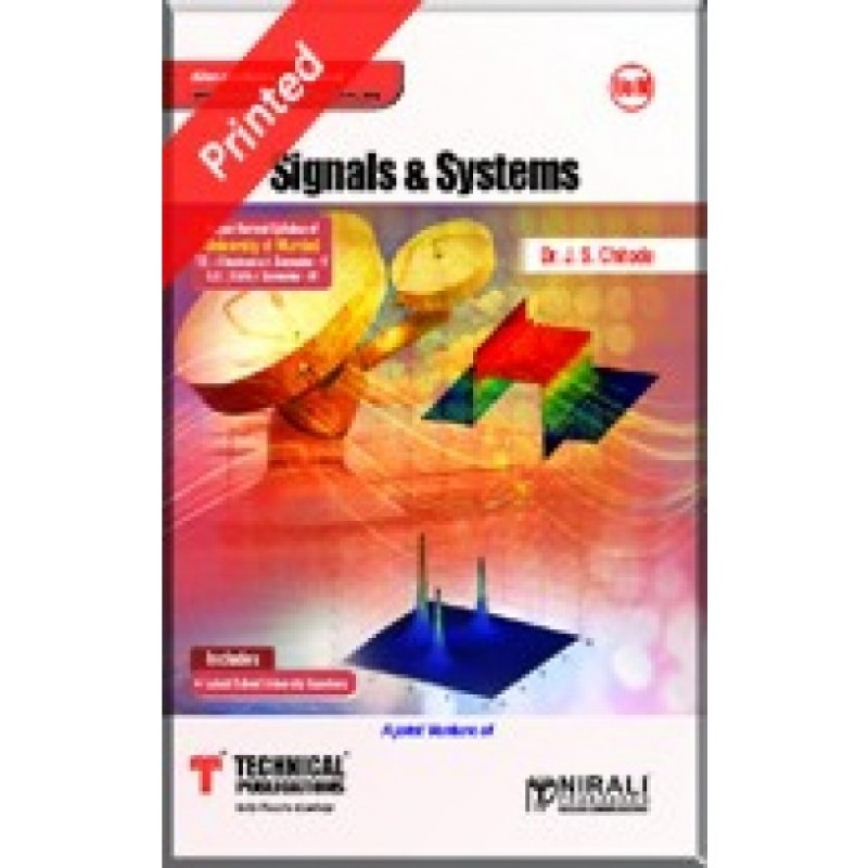 Signals and Systems - Technical Publications